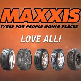 Maxxis-Lastik